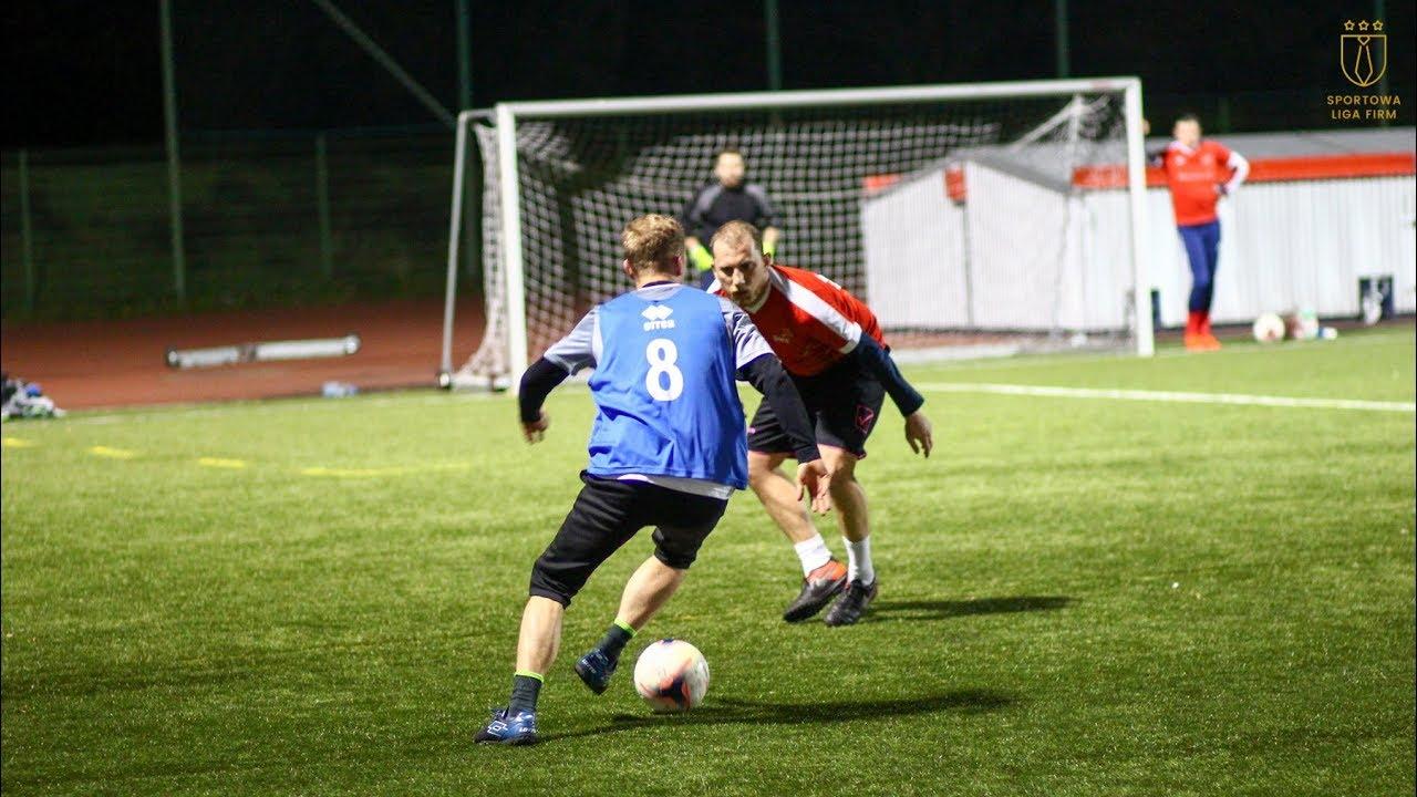 Saint Gobain vs PwC SDC (2. tydzień, SLF Wiosna 2019)