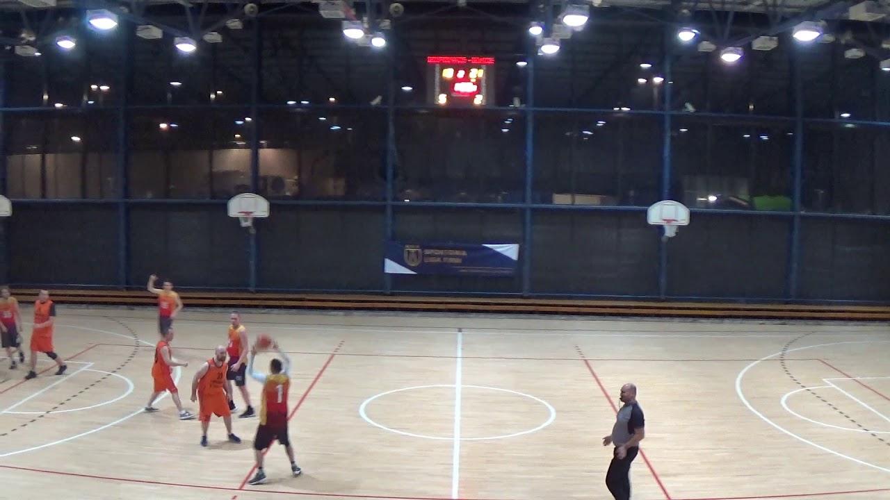 PwC SDC vs Heraeus ( SLF Koszykówka, Jesień 2020)