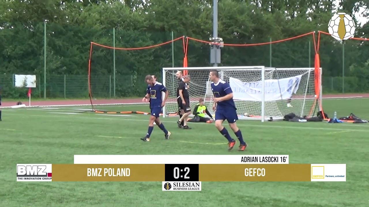 BMZ Poland vs GEFCO Polska (15 tydzień, SBL Wiosna 2018)