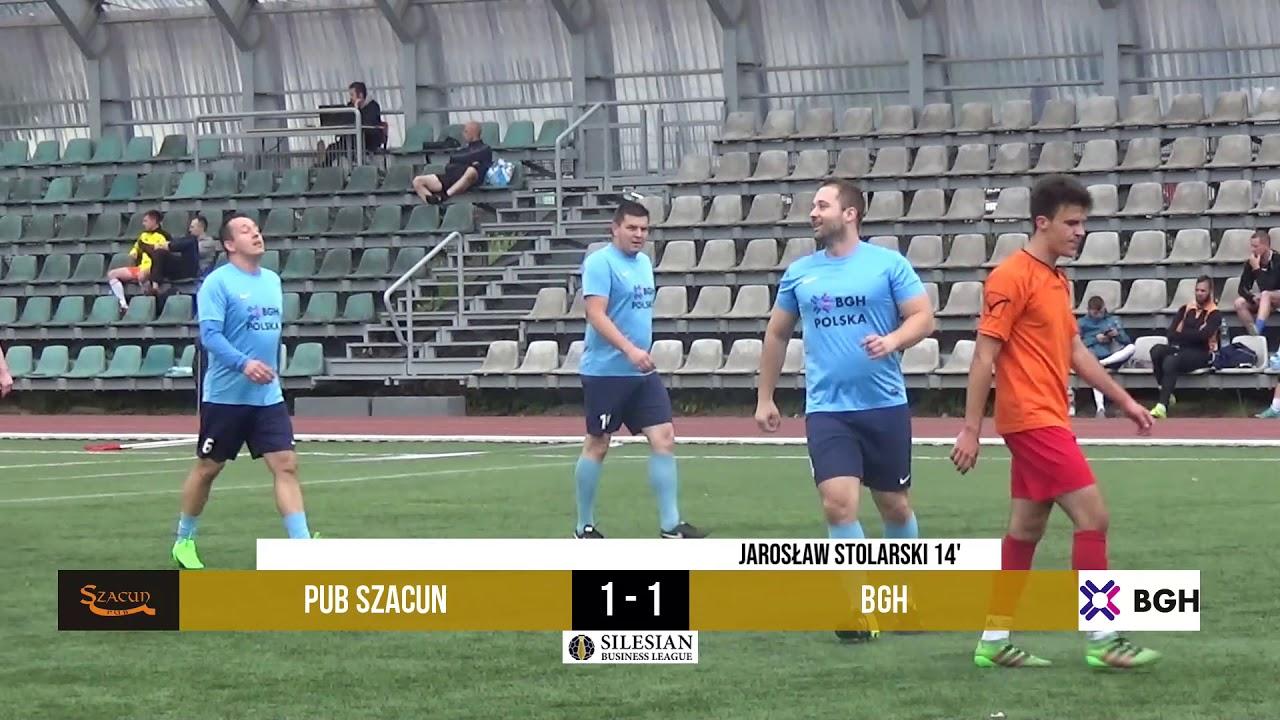 PUB Szacun vs BGH Polska (15 Tydzień, SBL Wiosna 2018)