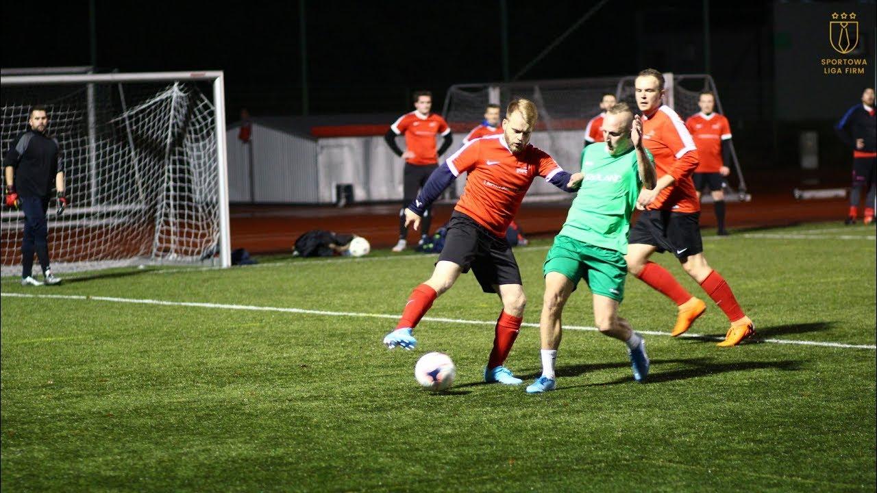 PwC SDC vs Auroland (10. tydzień, SLF Silesia Jesień 2019)
