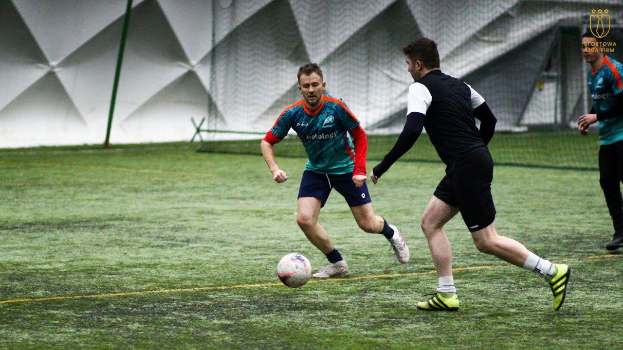 Netology vs Cooler Club (6. tydzień, SLF Silesia Zima 2020)