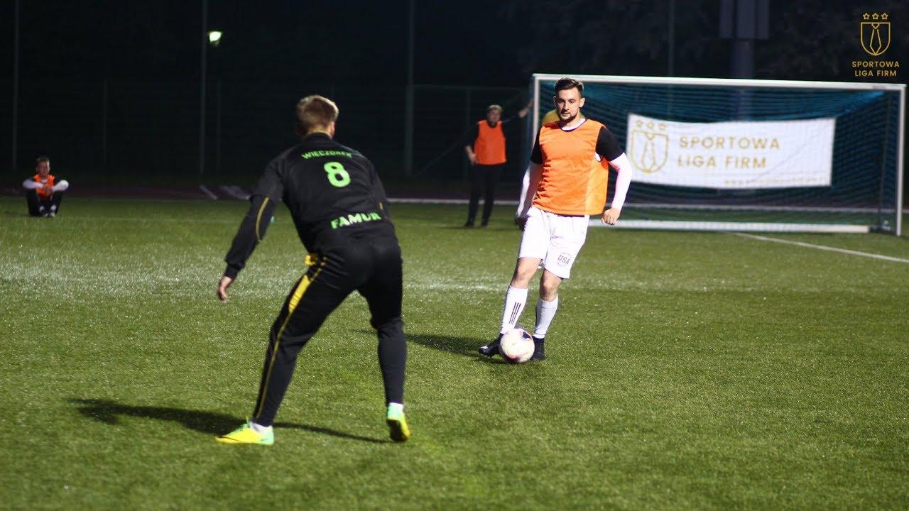 FAMUR SA vs Prestige (9. tydzień, SLF Silesia Zima 2020)