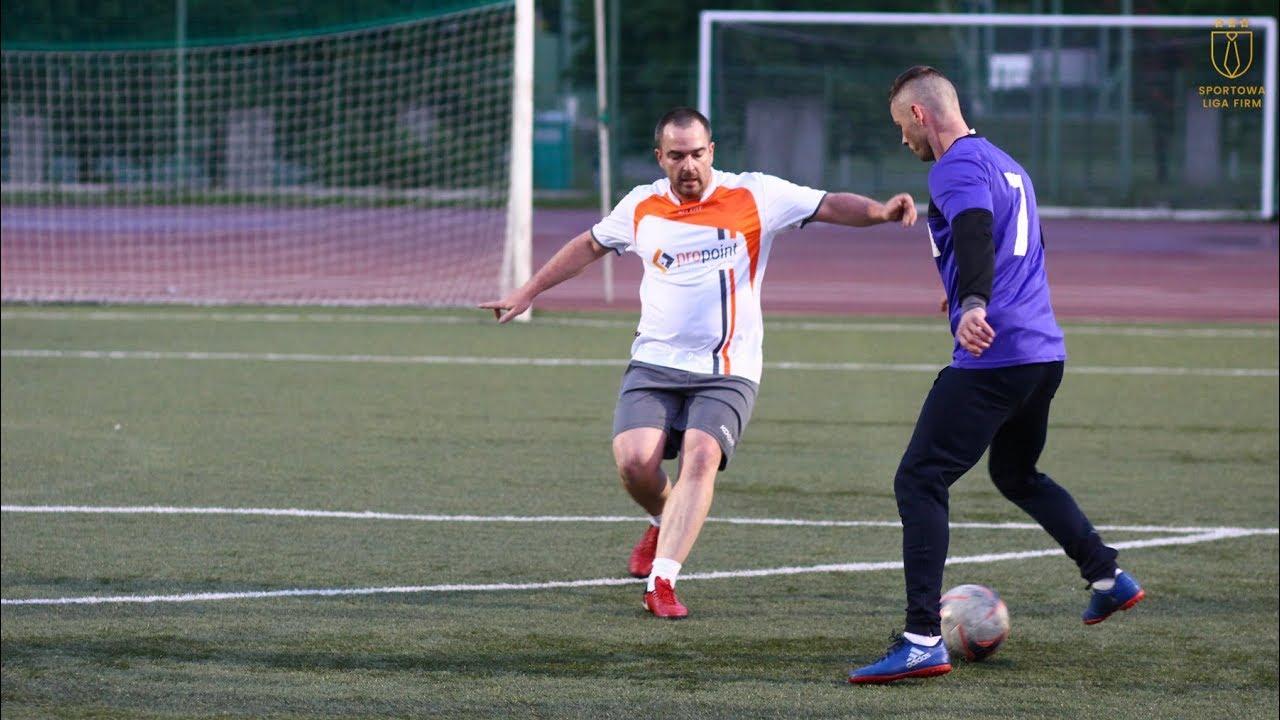 ProPoint Gliwice vs Voestalpine (9. tydzień, SLF Silesia Zima 2020)