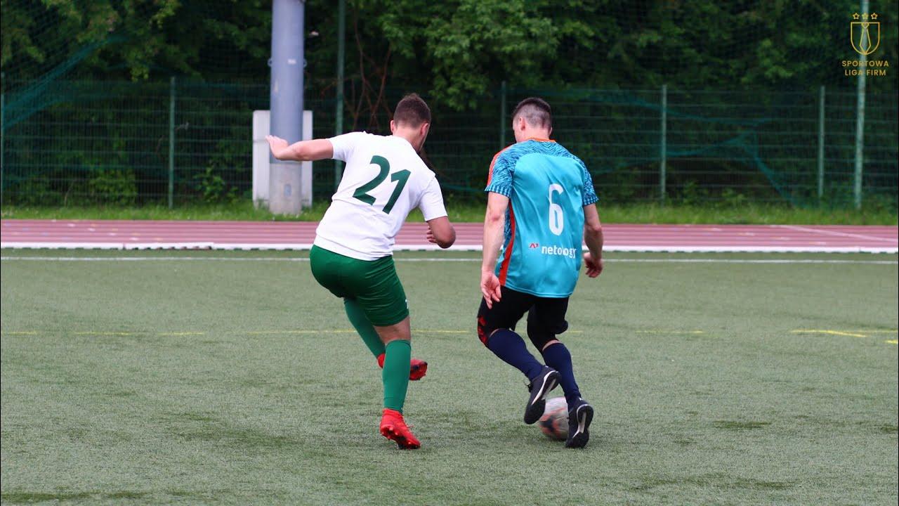 Novichem vs Netology (10. tydzień, SLF Silesia Zima 2020)