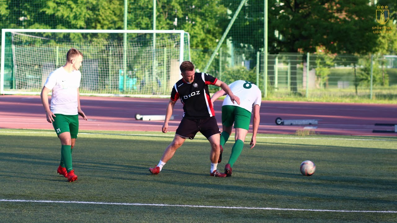 OSOZ vs Novichem (10. tydzień, SLF Silesia Zima 2020)