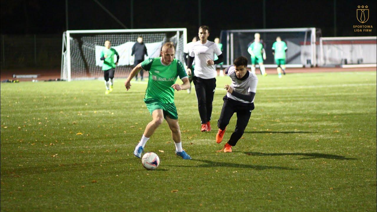 Novichem vs Auroland (7. tydzień, SLF Silesia Jesień 2020)