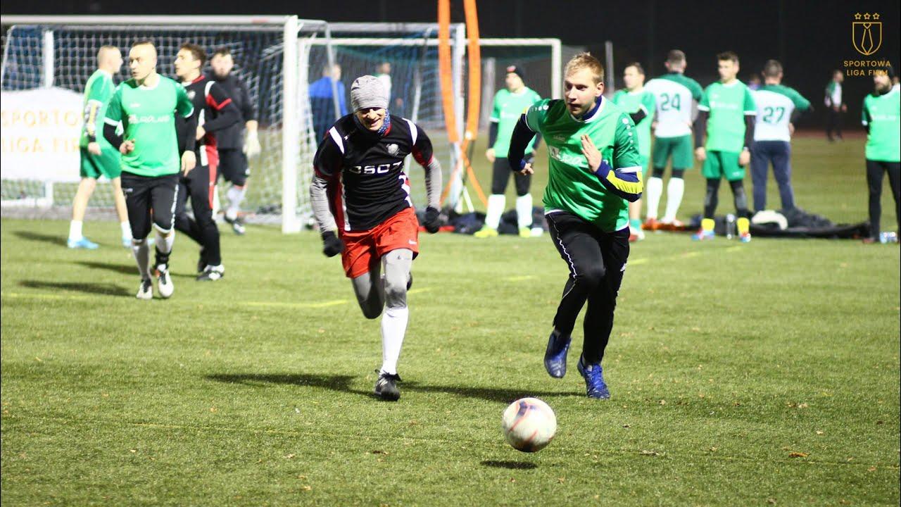 OSOZ vs Auroland (10. tydzień, SLF Silesia Jesień 2020)
