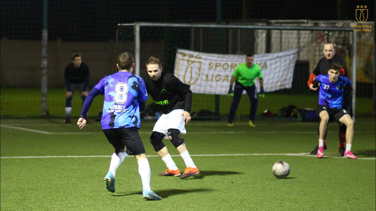 Pablo Usługi Monterskie vs FAMUR SA (1 tydzień, SLF Silesia Wiosna 2021)