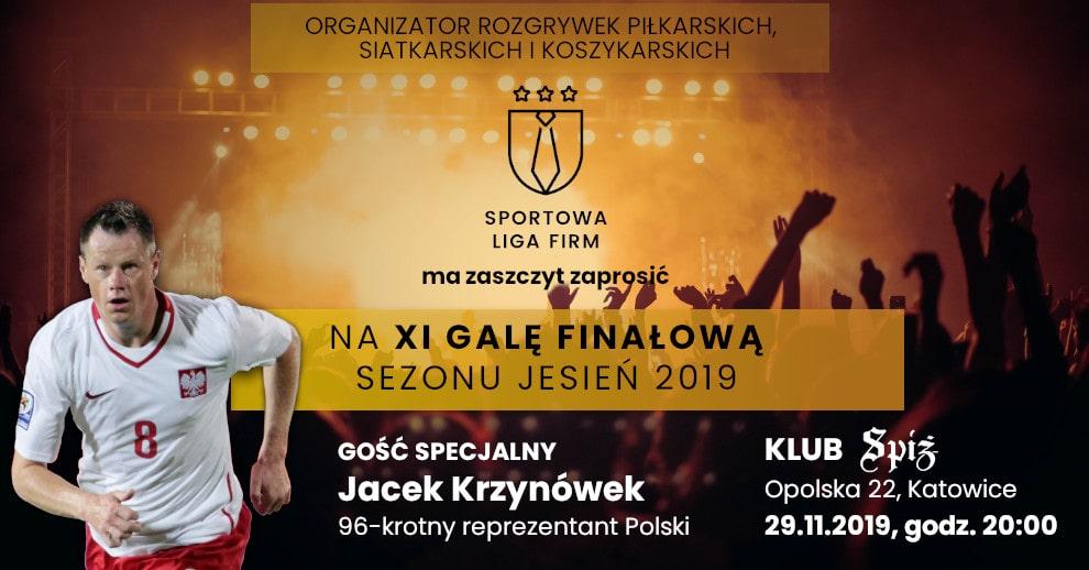 XI Gala finałowa zJackiem Krzynówkiem!