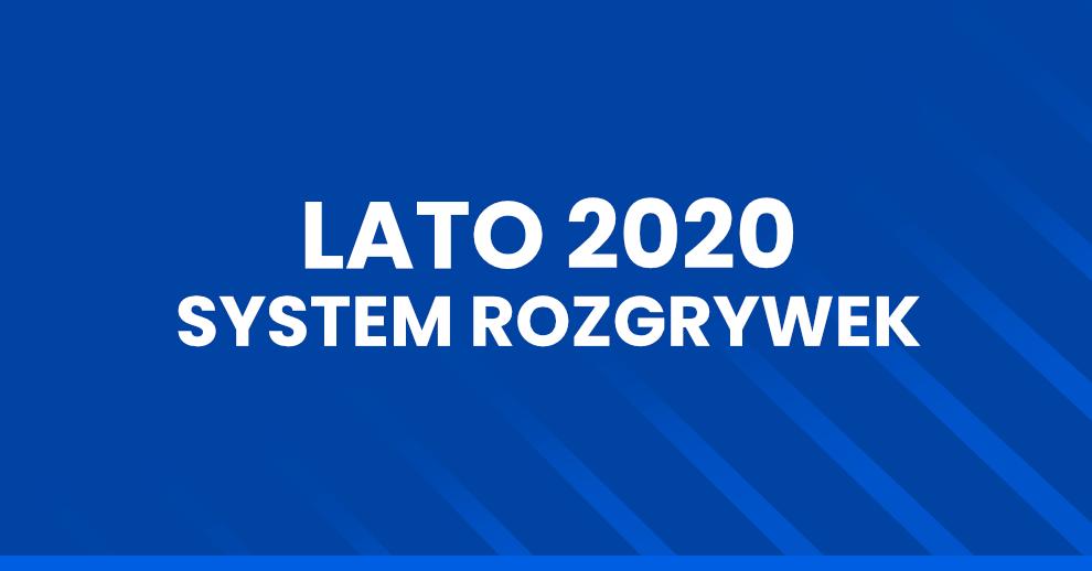 Liga Letnia 2020 – system rozgrywek iterminarz