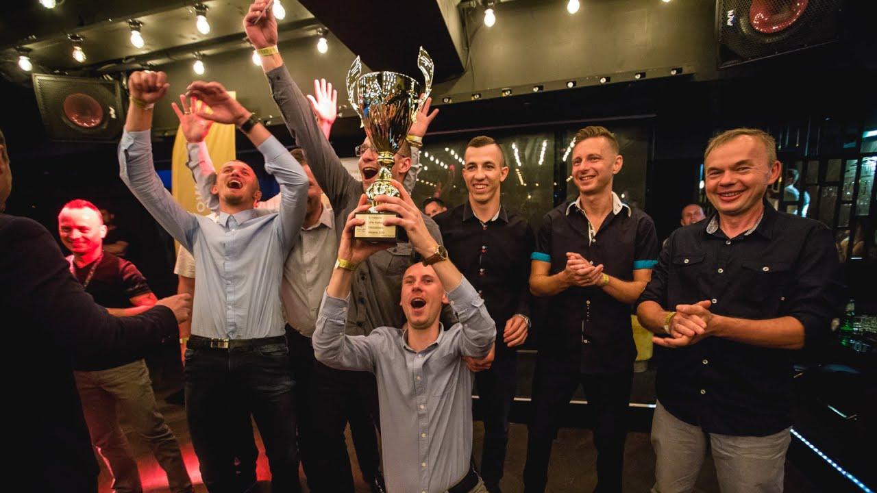 Gala Finałowa inauguracyjnego sezonu Sportowej Ligi Firm weWrocławiu