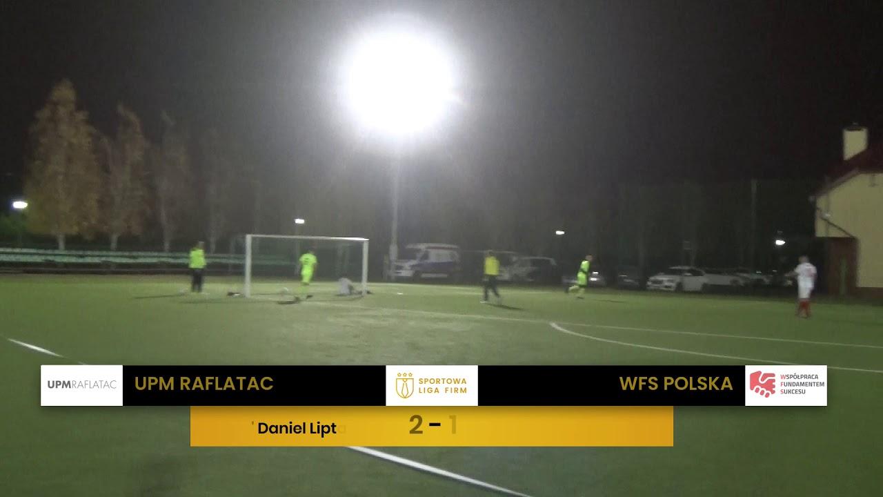 WFS Polska vs UPM Raflatac (11. tydzień, SLF Wrocław Jesień 2019)